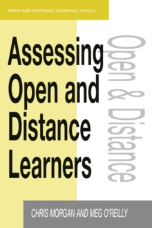 Assessing Open and Distance Learners, PDF eBook