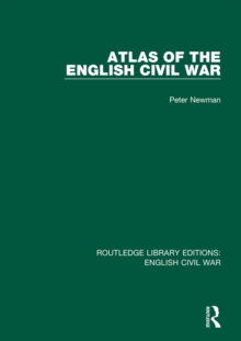 Atlas of the English Civil War, EPUB eBook