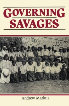 Governing Savages, PDF eBook