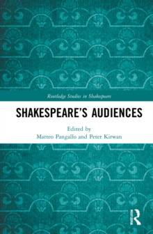 Shakespeare's Audiences, PDF eBook