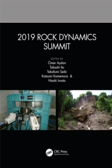 2019 Rock Dynamics Summit : Proceedings of the 2019 Rock Dynamics Summit (RDS 2019), May 7-11, 2019, Okinawa, Japan, PDF eBook
