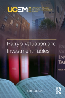Parry's Valuation and Investment Tables, EPUB eBook