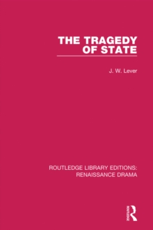 The Tragedy of State, PDF eBook