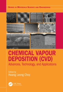 Chemical Vapour Deposition (CVD) : Advances, Technology and Applications, EPUB eBook