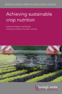 Achieving sustainable crop nutrition, PDF eBook