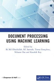 Document Processing Using Machine Learning, PDF eBook