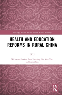 Health and Education Reforms in Rural China, PDF eBook