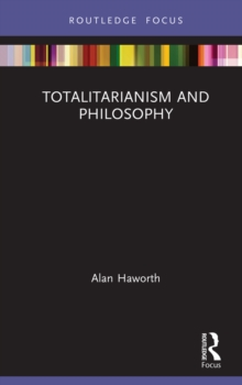 Totalitarianism and Philosophy, PDF eBook
