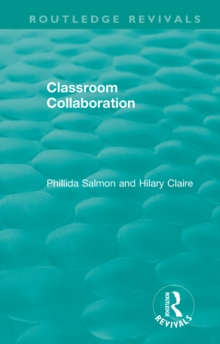 Classroom Collaboration, PDF eBook