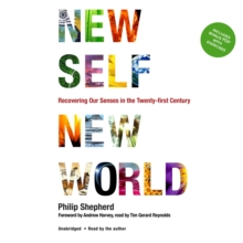 New Self, New World, eAudiobook MP3 eaudioBook