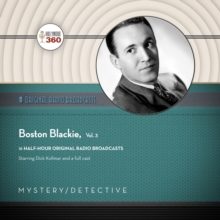 Boston Blackie, Vol. 3, eAudiobook MP3 eaudioBook