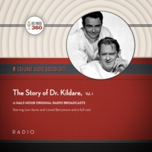 The Story of Dr. Kildare, Vol. 1, eAudiobook MP3 eaudioBook