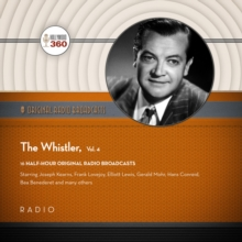 The Whistler, Vol. 4, eAudiobook MP3 eaudioBook