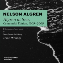 Algren at Sea, Centennial Edition, 1909-2009, eAudiobook MP3 eaudioBook