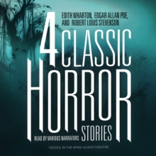 Four Classic Horror Stories, eAudiobook MP3 eaudioBook