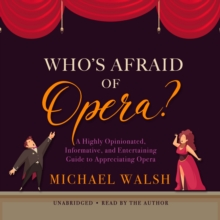 Who's Afraid of Opera?, eAudiobook MP3 eaudioBook