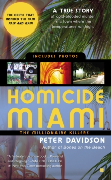 Homicide Miami, EPUB eBook