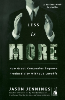 Less Is More, EPUB eBook
