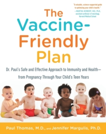 The Vaccine-Friendly Plan, Paperback Book