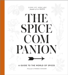 The Spice Companion, Hardback Book