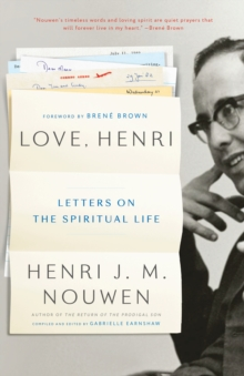 Love, Henri : Letters on the Spiritual Life, EPUB eBook