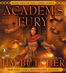 Academ's Fury : Book Two of the Codex Alera, eAudiobook MP3 eaudioBook