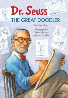 Dr. Seuss The Great Doodler, Hardback Book