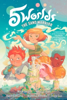 5 Worlds Book 1 : The Sand Warrior, Paperback Book