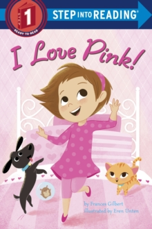 I Love Pink!, Paperback / softback Book