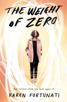Weight of Zero, Hardback Book