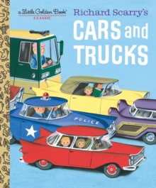 Richard Scarry's Cars and Trucks, Hardback Book