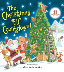 The Christmas Elf Countdown!, Board book Book