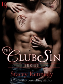 The Club Sin Series 7-Book Bundle : Claimed, Bared, Desired, Freed, Tamed, Commanded, Mine, EPUB eBook