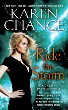 Ride The Storm : A Cassie Palmer Novel, Paperback / softback Book