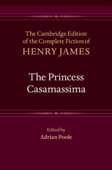 The Princess Casamassima, Hardback Book