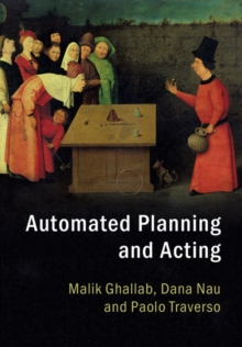 Automated Planning and Acting, Hardback Book