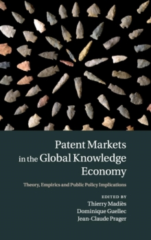 Patent Markets in the Global Knowledge Economy : Theory, Empirics and Public Policy Implications, Hardback Book
