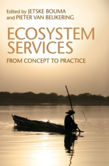 Ecosystem Services : From Concept to Practice, Hardback Book