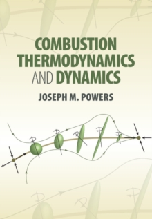 Combustion Thermodynamics and Dynamics, Hardback Book