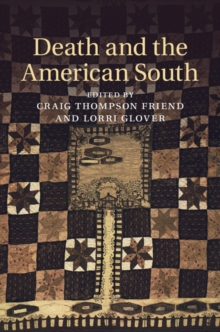 Death and the American South, Hardback Book