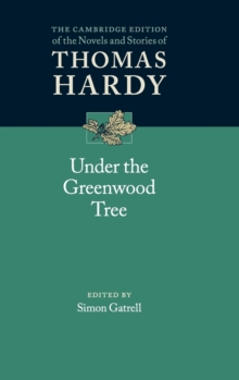 Under the Greenwood Tree, Hardback Book