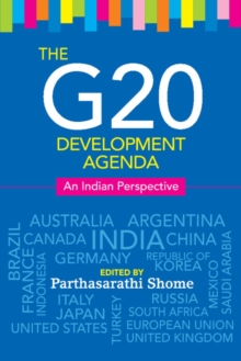 The G20 Development Agenda : An Indian Perspective, Hardback Book