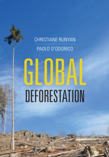 Global Deforestation, Hardback Book