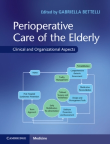 Perioperative Care of the Elderly : Clinical and Organizational Aspects, Hardback Book
