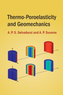 Thermo-Poroelasticity and Geomechanics, Hardback Book