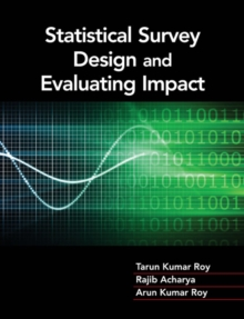 Statistical Survey Design and Evaluating Impact, Hardback Book