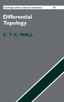 Differential Topology, Hardback Book