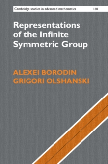 Representations of the Infinite Symmetric Group, Hardback Book