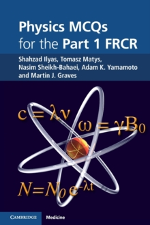 Physics MCQs for the Part 1 FRCR, Paperback / softback Book