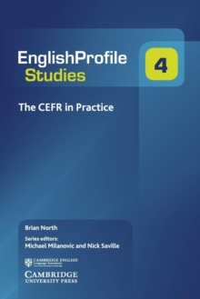 The CEFR in Practice, Paperback Book